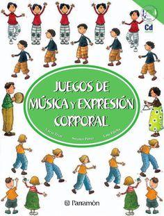 150 j. musicales para trabajar el esquema corporal, la educación auditiva, la motricidad y las relaciones espaciales y temporales.