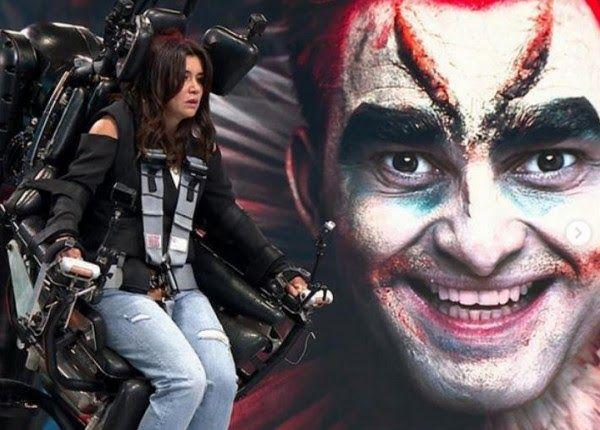 أول رد من Mbc على قرار عقوبة رامز جلال في مصر علقت قنوات مجموعة إم بي سي على بيان نقابة الإعلاميين المصريين بشأن منع Halloween Face Makeup Face Makeup Face
