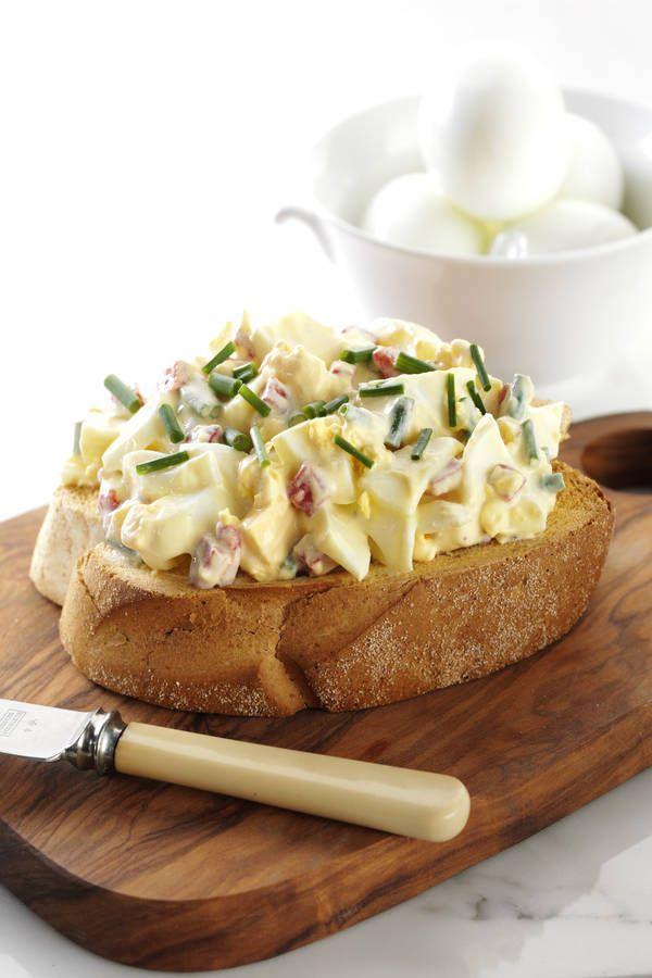 Russian Egg Salad