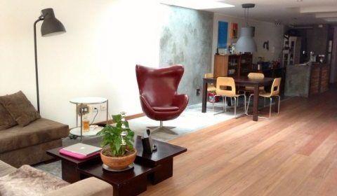 Colombia, Bogota, Santa Paula. Moderno Apartamento en Bosque de Pino cuenta con 120 metros más 100 metros de una excelente terraza, Muy iluminado todo abierto.  http://www.colombiaexclusive.com/inmobiliaria/laventa.php?idventa=448