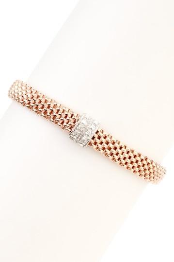 Italian Mesh Diamond Cut Stretch BraceletItalian Mesh, Mesh Diamonds, Italian Jewelry, Beautiful Bracelets, Favourite Jewellery, Diamonds Cut, Cut Stretch, Savvy Cie, Dreams Closets