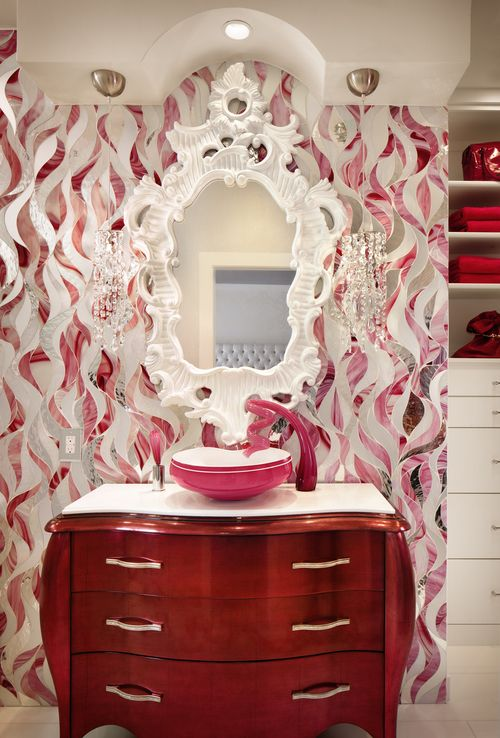 24 best the baroque style in the interior images on for Baroque style bathroom