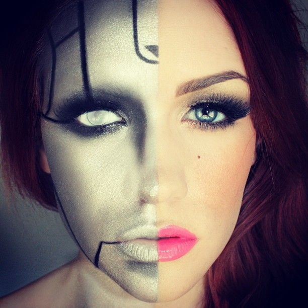 49 best robot images on Pinterest | Robot makeup, Makeup ideas and ...