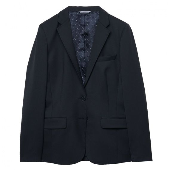 GANT Wool-Stretch-Blazer black