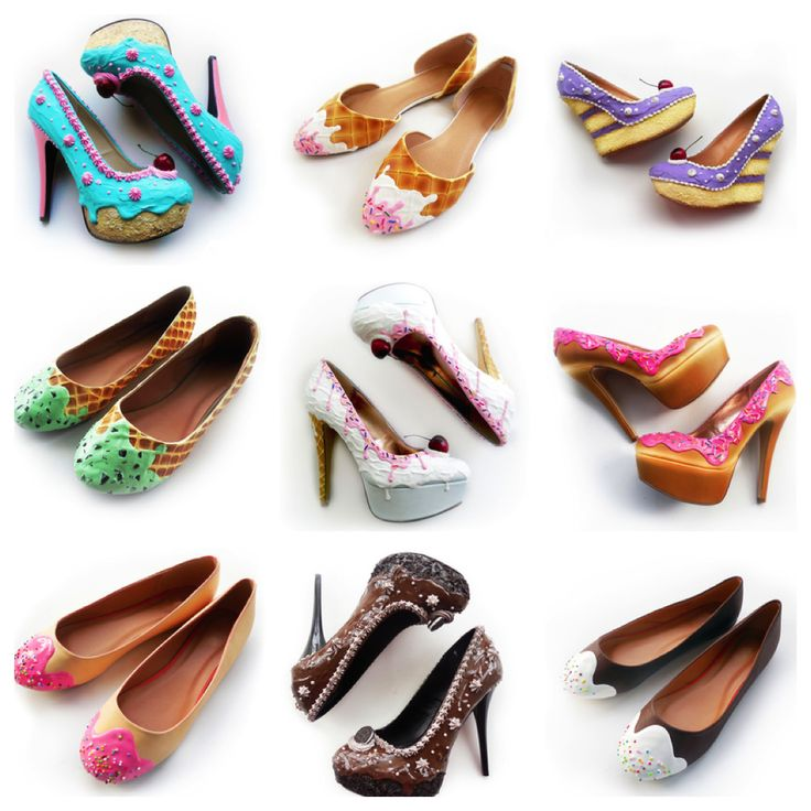 WIN a pair of handmade and very unique shoes from the Shoe Bakery! 4 Winners! Easy entry ~ http://allofmyloves.com.au/win/ Repin this image for bonus entries!