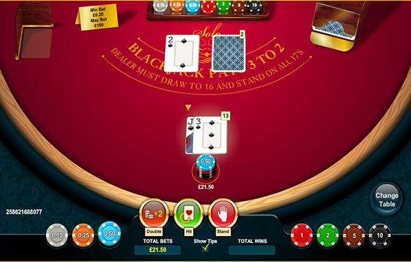 FEEL LIKE A VIP IN YOUR OWN EXCLUSIVE LOUNGE WHERE THE PRIZES ARE HIGH!  #Blackjack #Classic #online #casino #game is another one of Neogames creations that will make you feel like a VIP where the prizes are high and the graphic design is fabolous. You can play Blackjack Classic online casino game on @Mrmega.com any day or night and be guaranteed to have hours of fun while playing.