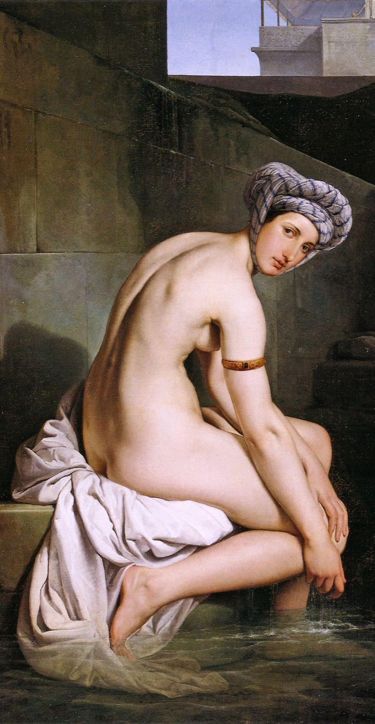 Francesco Hayez (1791-1882), Bathsheba ______________________________ ♥♥♥ deniseweb.free.fr ♥♥♥