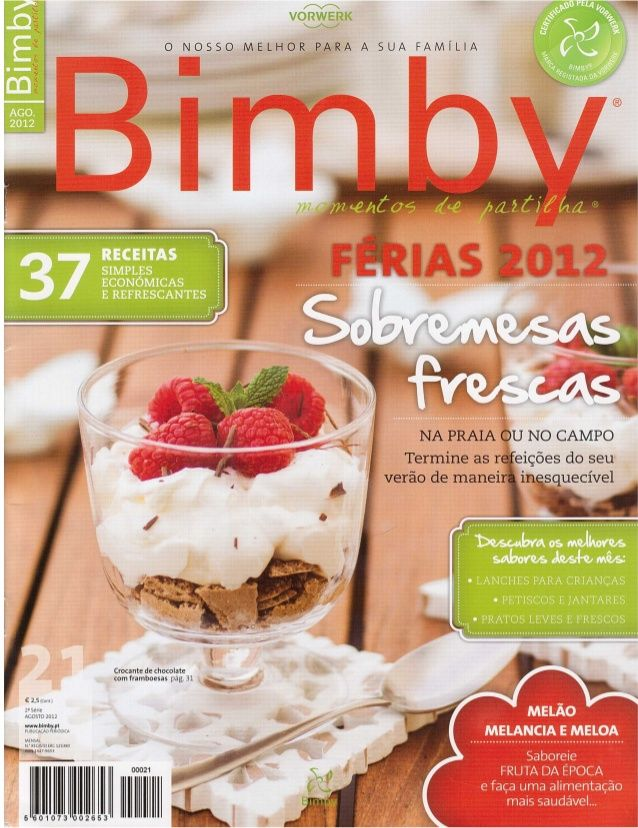 Revista bimby pt-s02-0021 - agosto 2012 by Ze Compadre via slideshare