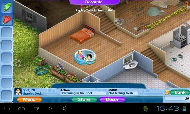 Jajaja Virtual Familes 2!!! Mola!!