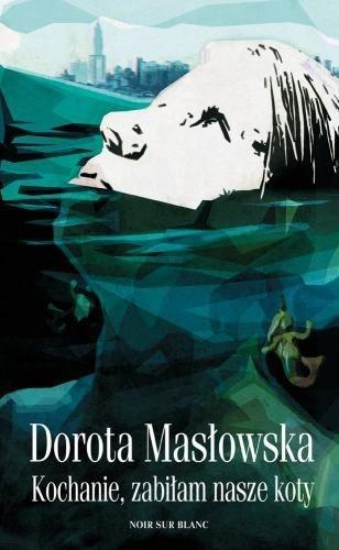 Dorota Masłowska z dużym poczuciem humoru.