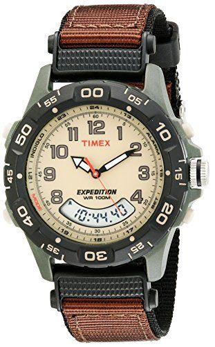timex menu0027s expedition analog and digital combo watch t45181 timex