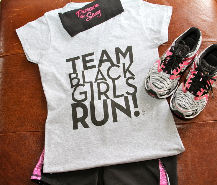 Team Black Girls RUN!