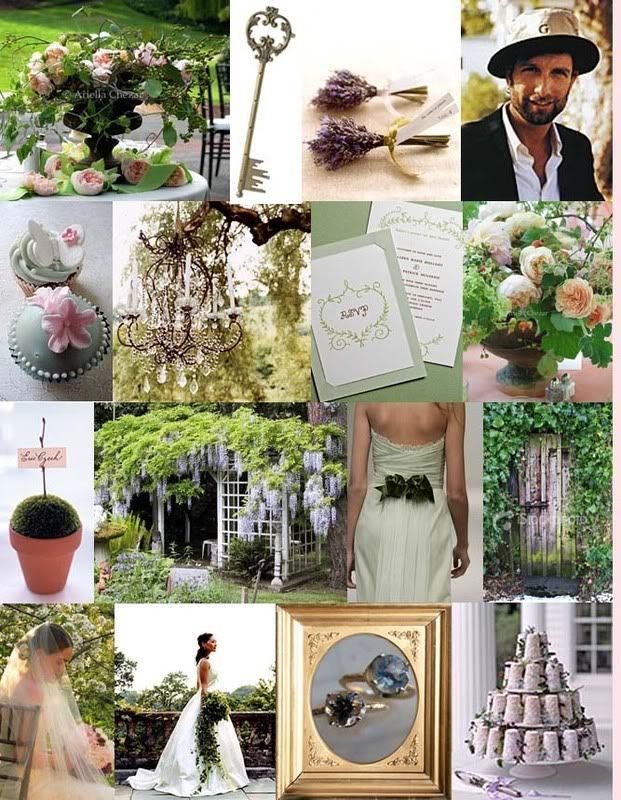 Need Ideas for an Enchanted forest garden theme wedding photo 1545280-1