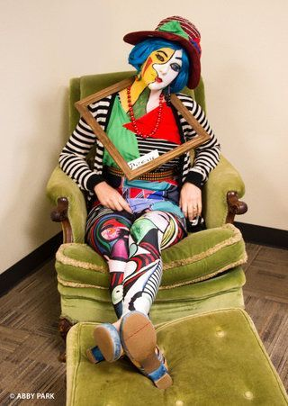 picasso blue period halloween costume - Google Search