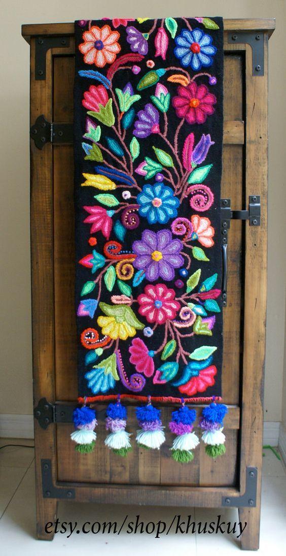 Las 25 mejores ideas sobre tejido mexicano en pinterest almohadas mexicanas almohadas de - Cuales son las mejores almohadas para las cervicales ...