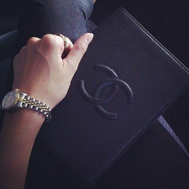 ✔New I-pad mini case  by CHANEL ♡  #ipadmini #chanel #new | Use Instagram online! Websta is the Best Instagram Web Viewer!