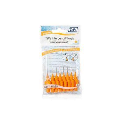 TePe Μεσοδόντια Βουρτσάκια 0.45mm 8τεμ Parapharmacie Μαρούσι