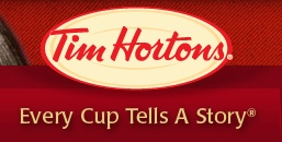 Tim Hortons tasked my agency to help create a micosite that would drive engagement with consumers.  The result has the hugely successful (and still running) Every Cup Tells a Story campaign.