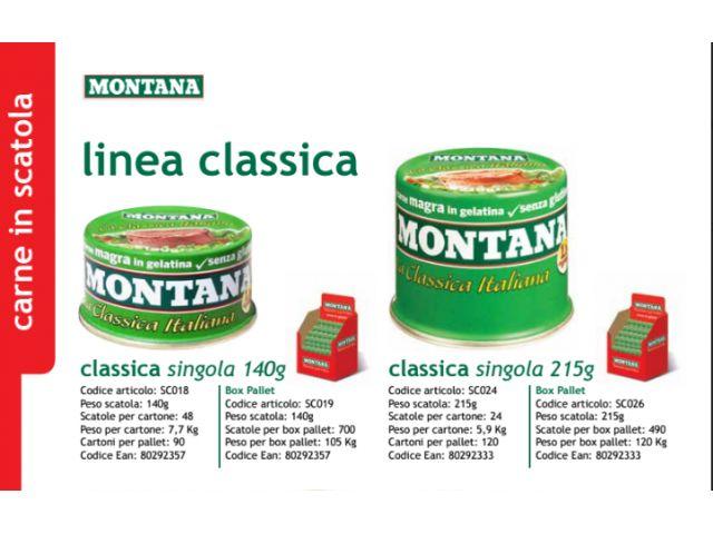 Manzotin - Montana catalogue