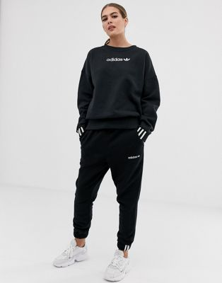 f9fb393504 adidas Originals Coeeze sweat pant in black in 2019   FASHION ...