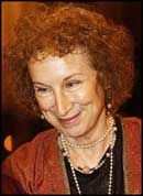 Portrait of Margaret Atwood