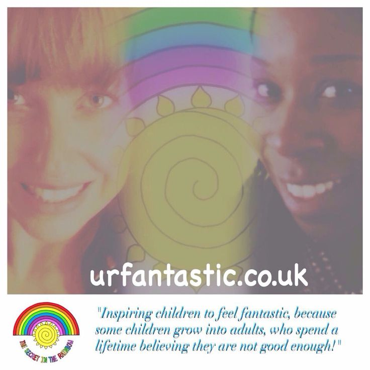 Tammy Clark - Author and Illustrator of The Secret in the Rainbow, and Co.Director of UR Fantastic Ltd.  Ella Norman - Co.Author of The Secret in the Rainbow, and Co.Director of UR Fantastic Ltd