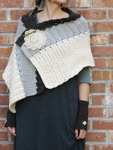 """a """"high hopes"""" wrap for a chilly day: free how to"""