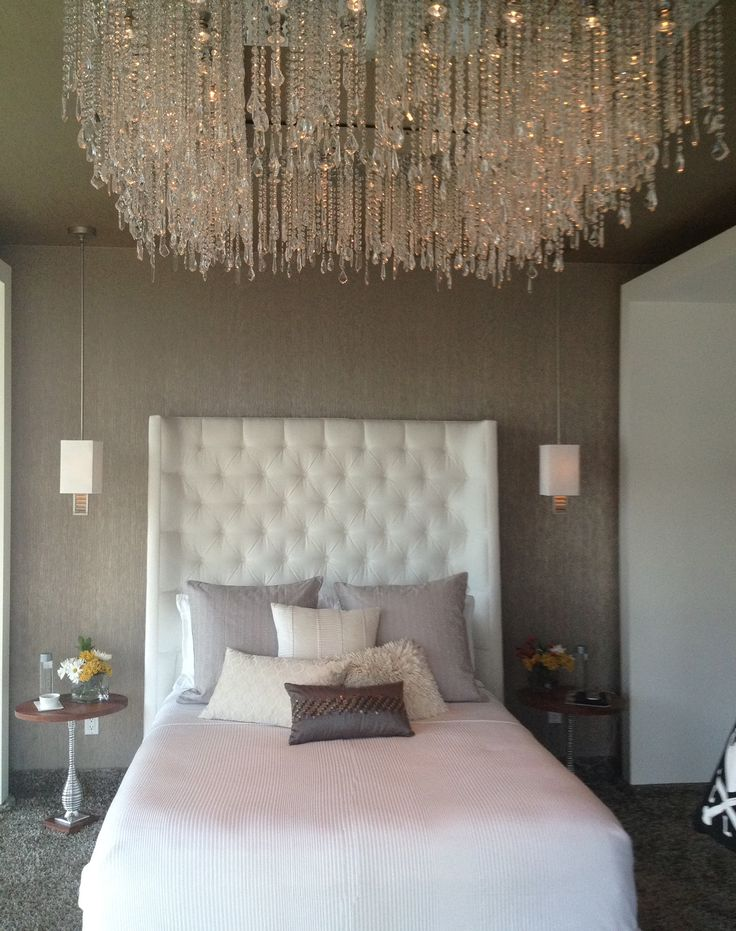 25+ Best Ideas About White Tufted Headboards On Pinterest