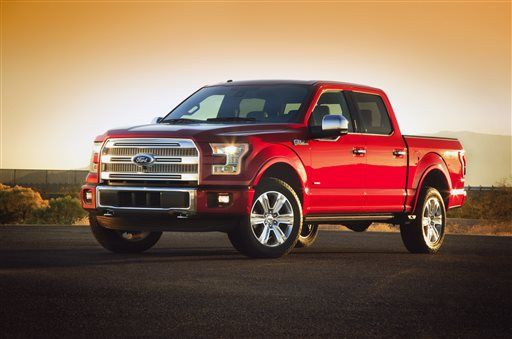 Ford introduces new F-150
