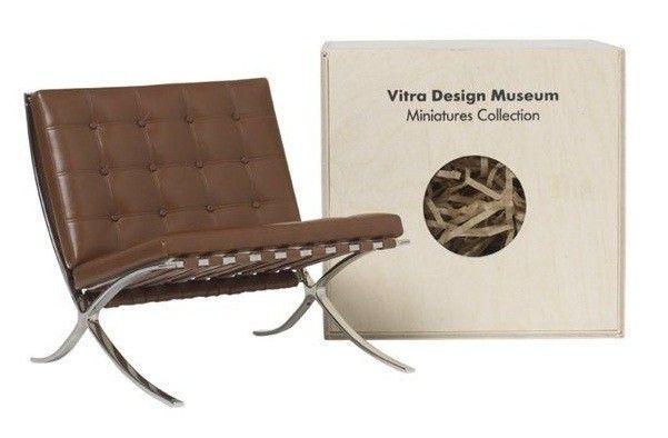 影響設計界的100張經典椅,通通都能在Vitra模型椅收藏得到! - MOT/TIMES線上誌 | Barcelona chair, Vitra design museum, Mies ...