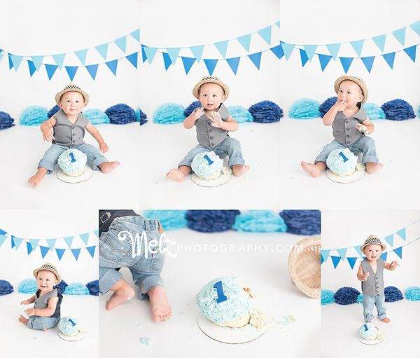 Best Cake Smash Images On Pinterest First Birthdays New - Cake smash first birthday