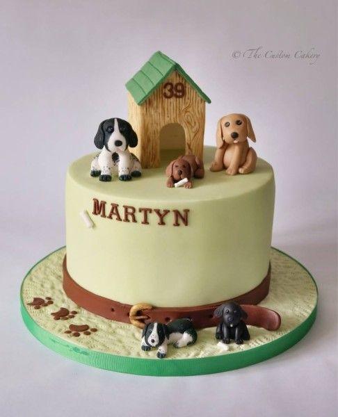 Dog Birthday Cake Decorating Ideas : 2321 best images about cake decorating on Pinterest ...