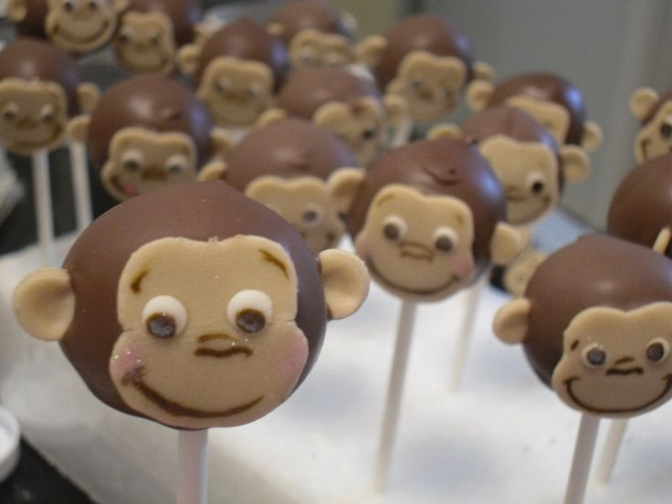 45 Best Images About Curious George Cakes On Pinterest