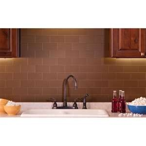 do it yourself peel stick backsplash for kitchen or bath