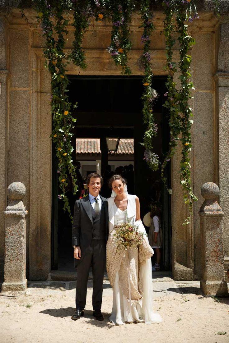 La boda de Inés y Jaime en Ávila I ©Pablo Gómez-Ogando e Iciar J Carrasco