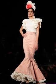 Resultado de imagen de falda y camisa flamenca