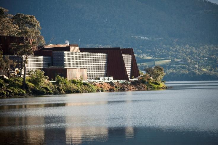 MONA - Tasmania #treasuredtravel