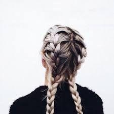 Bildresultat för grått hår ombre