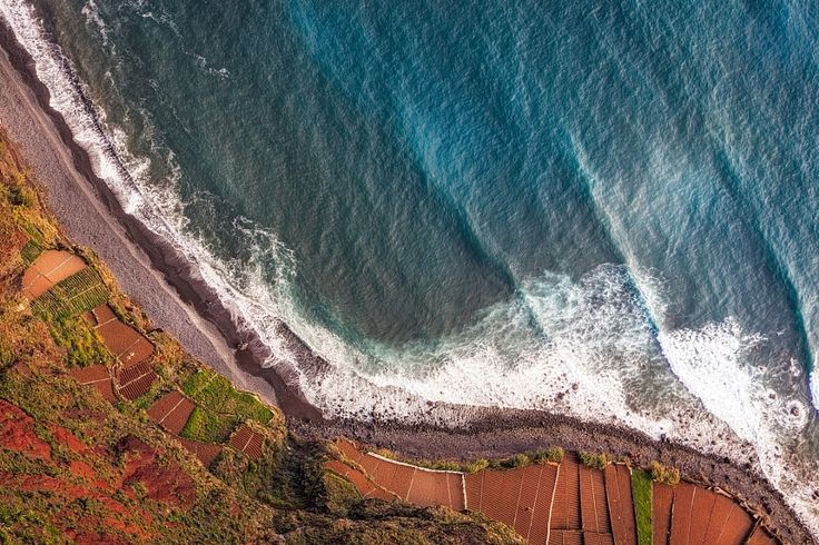 Sea from Above by Aernout Jacobs - Photo 105463373 / 500px