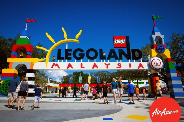 Asia's first LEGOLAND in Johor Bahru!