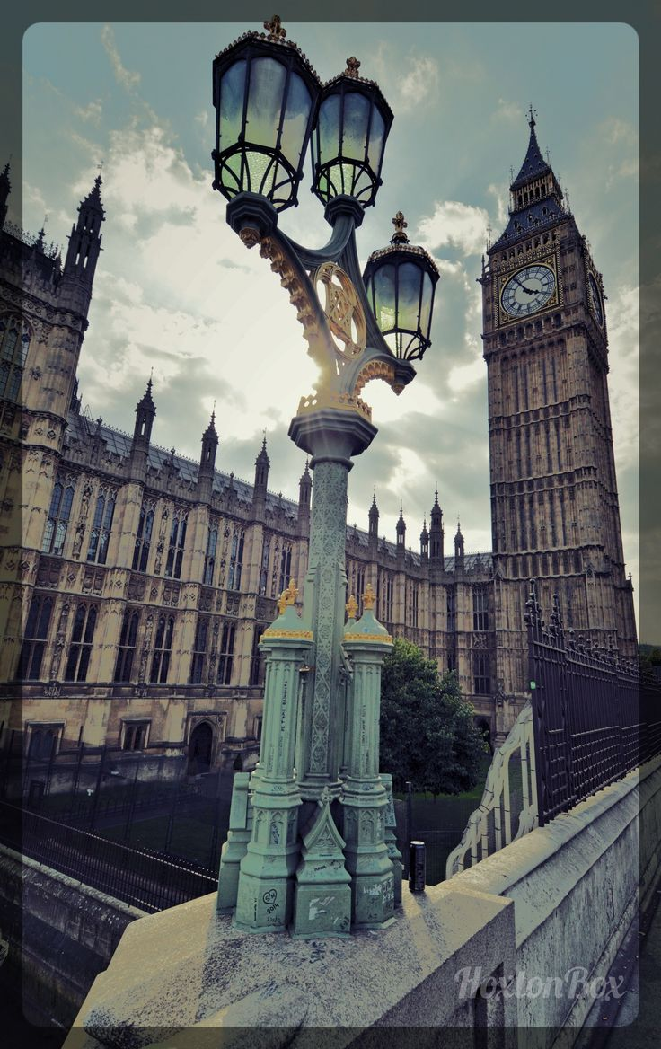 ClockTower, London W. by Jeremy Bryndis on 500px