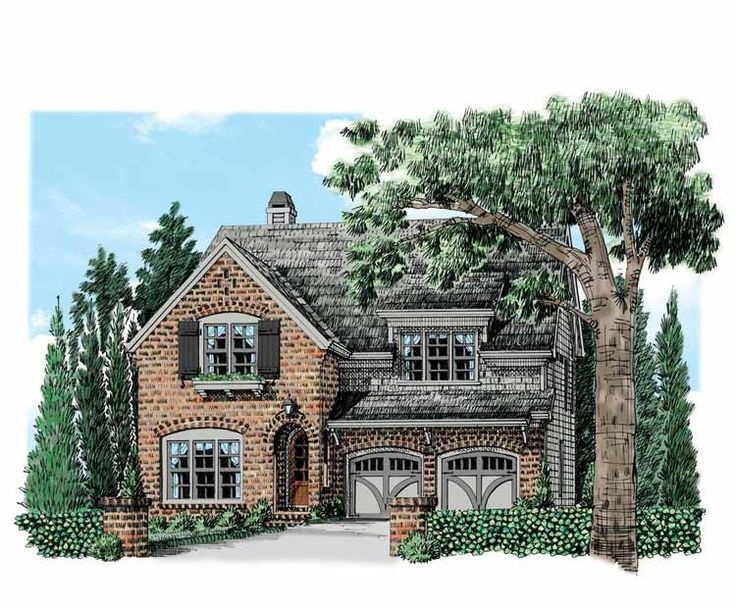 127 Best House Plans Images On Pinterest | Square Feet, Dream House Plans  And European House Plans