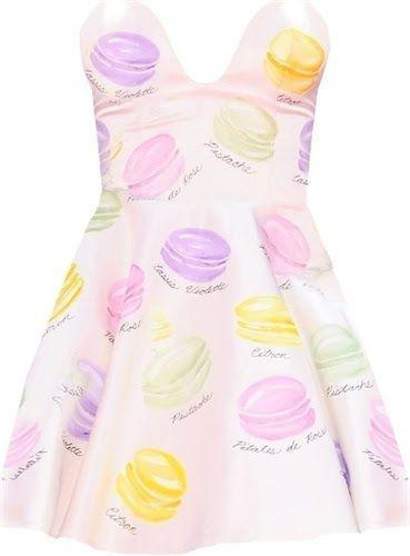 ariana grande macaron dress - photo #2