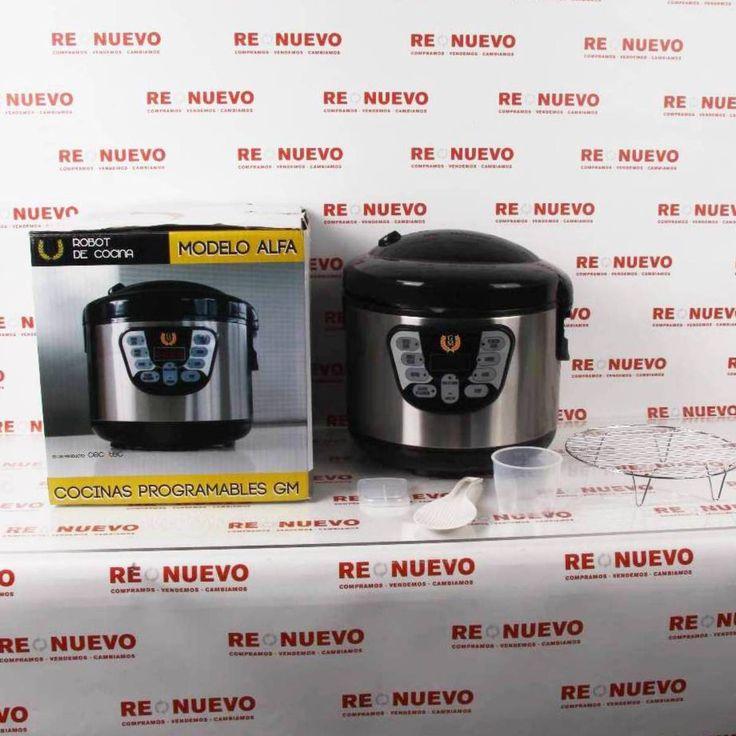#Robot de #cocina MODELO #ALFA a #estrenar E272218 | Tienda online de segunda mano en Barcelona Re-Nuevo #segunamano