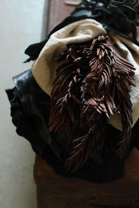 Dried Fern