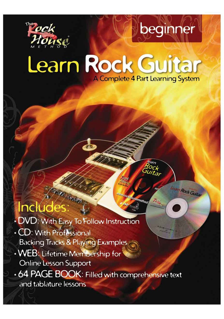 What is the best book to self-learn the guitar? | Yahoo ...
