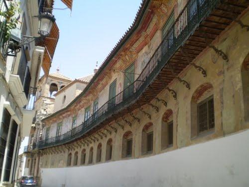 """#Sevilla - #Ecija-Palacio de los Marqueses de Peñaflor.    37° 32' 24.28"""" N  5° 4' 55.02"""" W  Por cortesía de Marije Aguillo"""