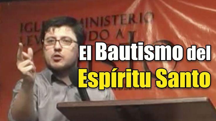 Predicas sobre el Bautismo del Espíritu Santo