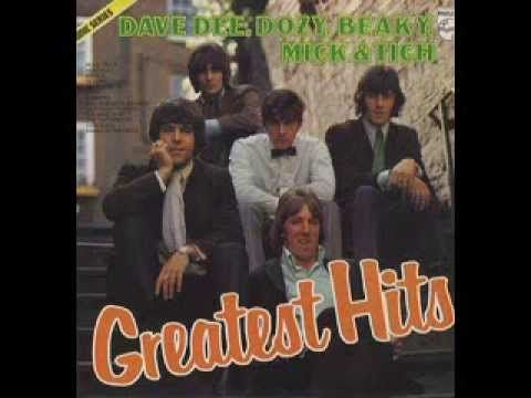 Dave Dee, Dozy, Beaky, Mick & Tich - Greatest Hits (full album)