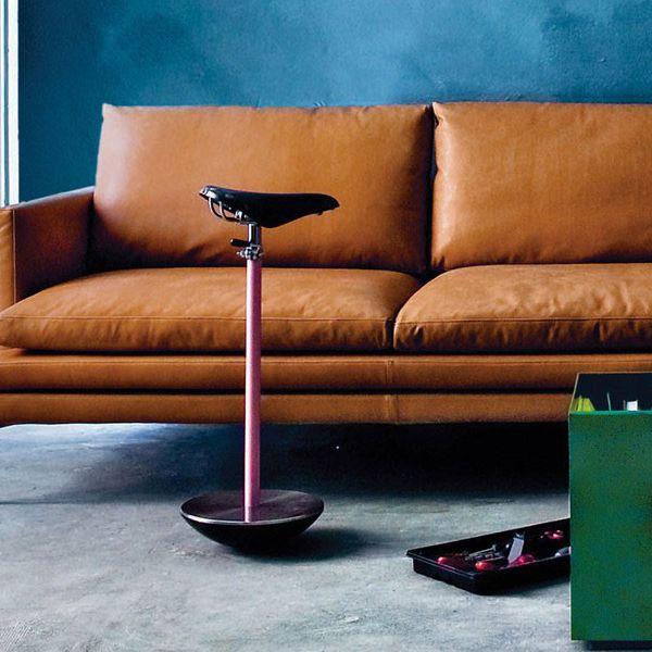 Sgabello Sella Zanotta di Achille e Pier Giacomo Castiglioni #design #interiordesign #cult #furniture #chair #stool
